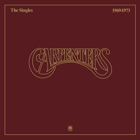 CARPENTERS, THE - THE SINGLES 1969 TO 1973