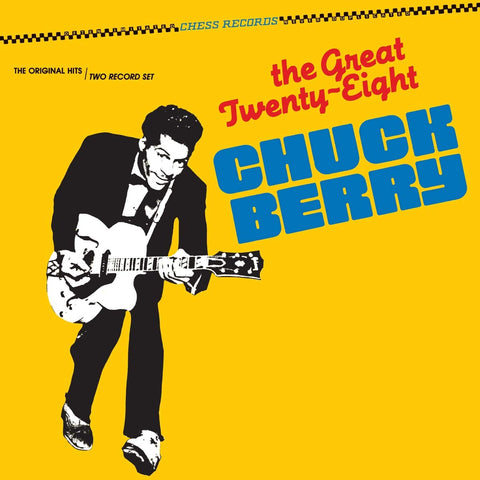 BERRY, CHUCK - THE GREAT 28