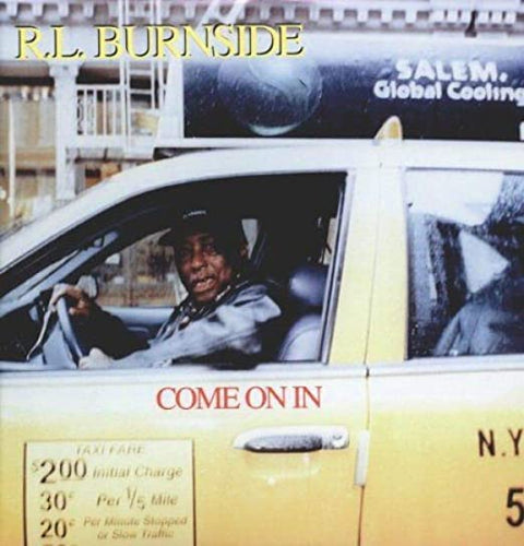 BURNSIDE, R.L. - COME ON IN