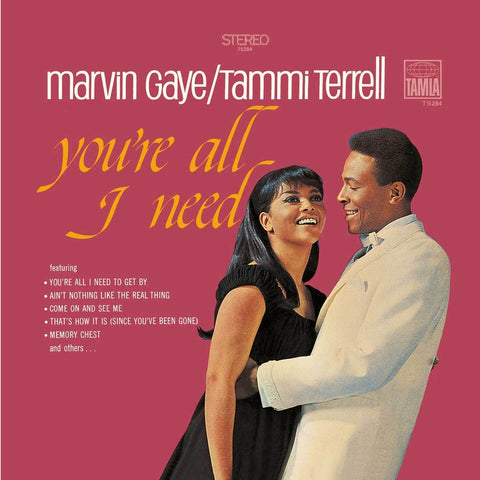MARVIN + TAMMI - YOU'RE ALL I NEED