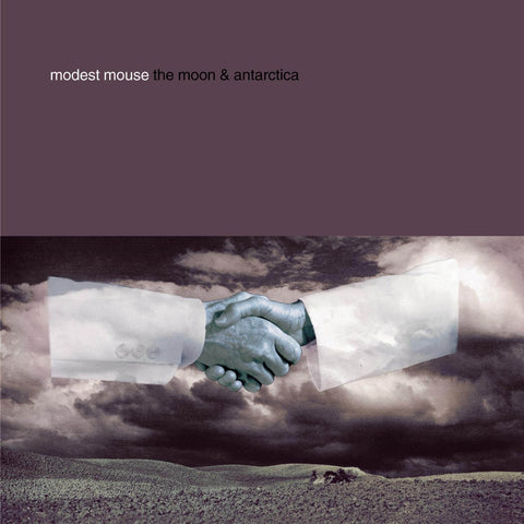 MODEST MOUSE - THE MOON + ANTARCTICA