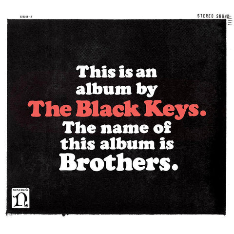 BLACK KEYS, THE - BROTHERS ANNIVERSARY