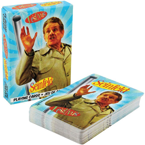 TV + MOVIE PLAYING CARDS (VARIOUS TYPES)