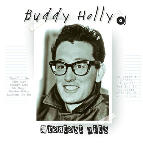 HOLLY, BUDDY - GREATEST HITS