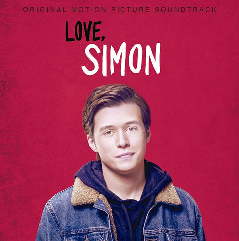LOVE, SIMON - O.S.T.