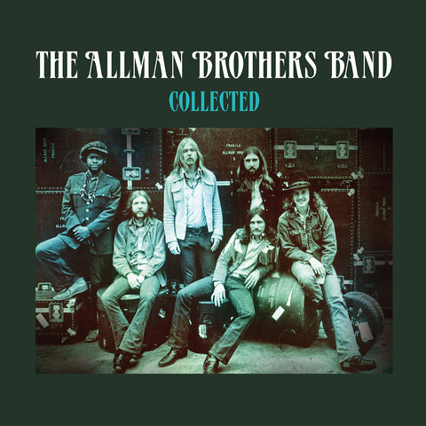 ALLMAN BROTHERS BAND, THE - COLLECTED