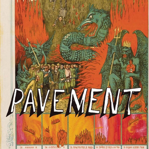 PAVEMENT - QUARANTINE THE PAST: BEST OF