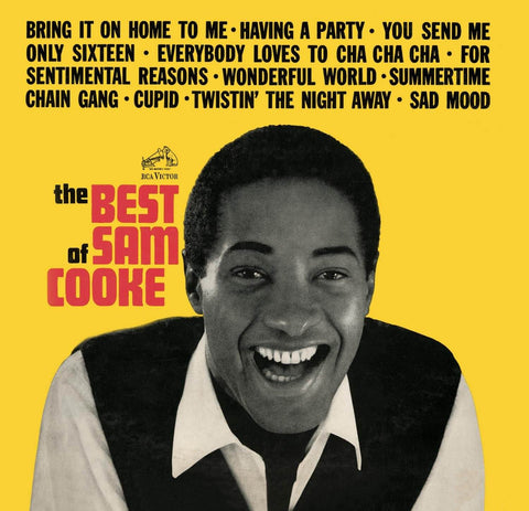 COOKE, SAM - THE BEST OF