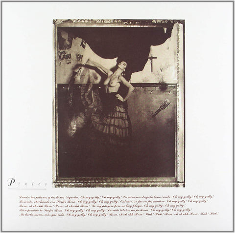PIXIES, THE - SURFER ROSA