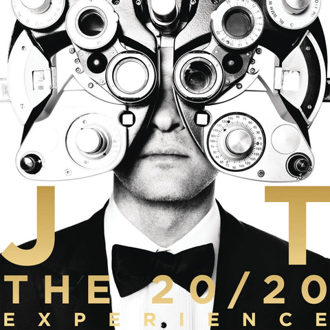 TIMBERLAKE, JUSTIN - THE 20/20 EXPERIENCE