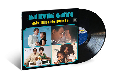 GAYE, MARVIN - HIS CLASSIC DUETS