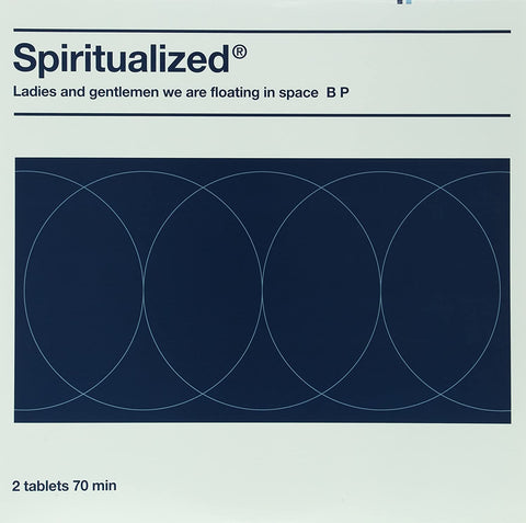 SPIRITUALIZED - LADIES AND GENTLEMEN WE ARE FLOATING IN SPACE