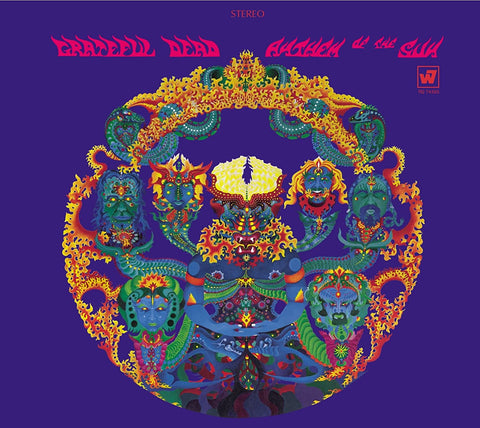 GRATEFUL DEAD, THE - ANTHEM OF THE SUN