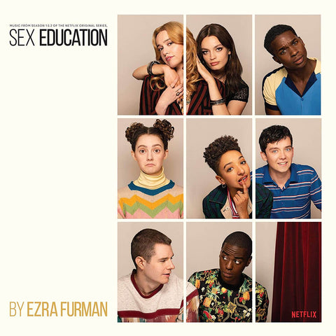 SEX EDUCATION - O.S.T.