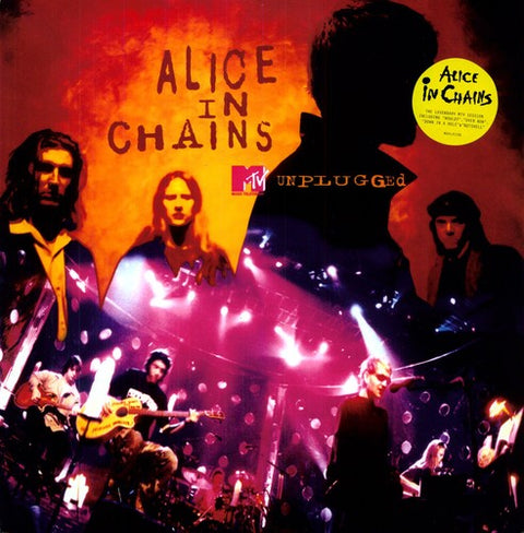 Alice In Chains - MTV Unplugged 1996