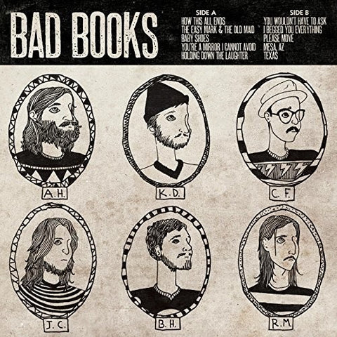 BAD BOOKS - SELF TITLED