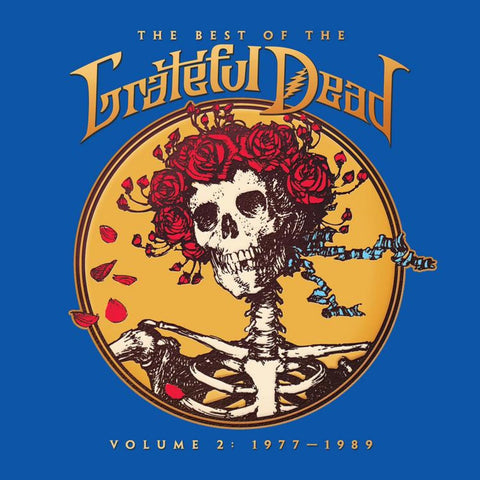 GRATEFUL DEAD - BEST OF THE GRATEFUL DEAD 2: 1977-1989
