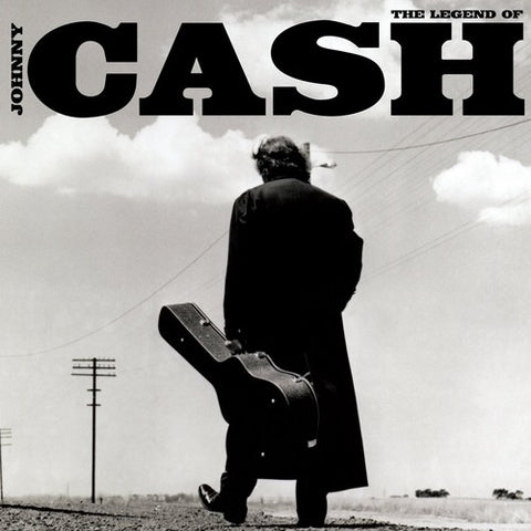 CASH, JOHNNY - LEGEND OF JOHNNY CASH