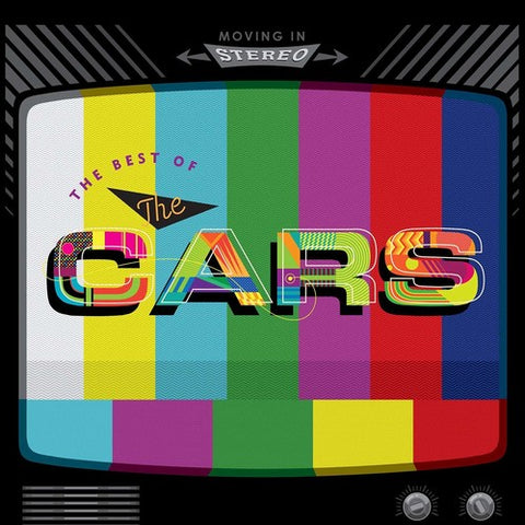 CARS, THE - MOVING IN STEREO