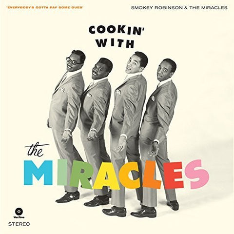 ROBINSON, SMOKEY - COOKIN' WITH THE MIRACLES