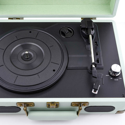 Vinyl Styl Groove Portable 3 Speed Record Player (MINT)
