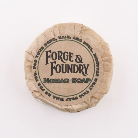 Forge + Foundry - Nomad Soap