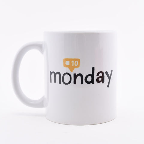 Monday Notification Mug