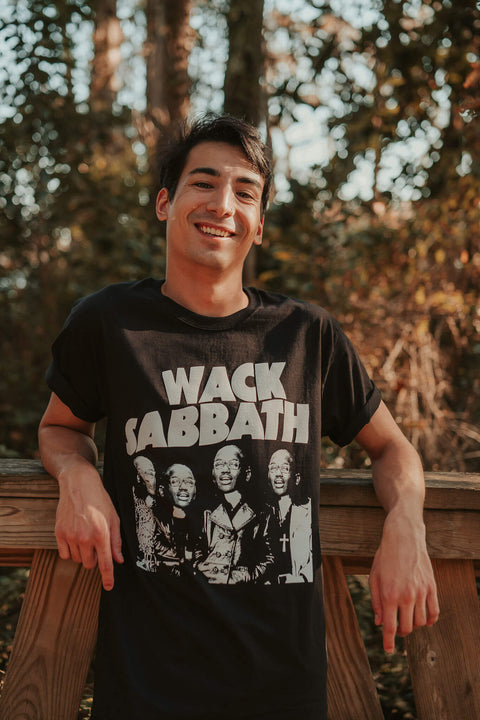 BLACK SABBATH X HANNIBAL BURESS TEE