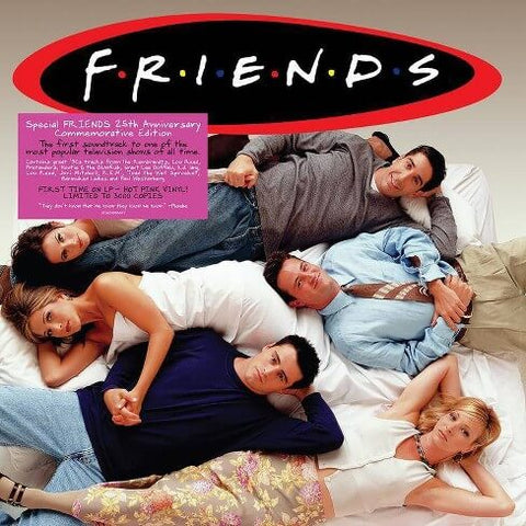 FRIENDS 25TH ANNIVERSARY - O.S.T.
