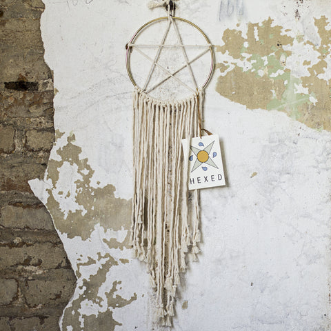 HEXED - 5 ELEMENTS DREAM CATCHER
