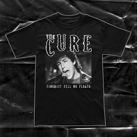 THE CURE X THE WEDDING SINGER TEE
