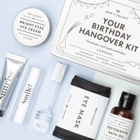 YOUR BIRTHDAY HANGOVER KIT