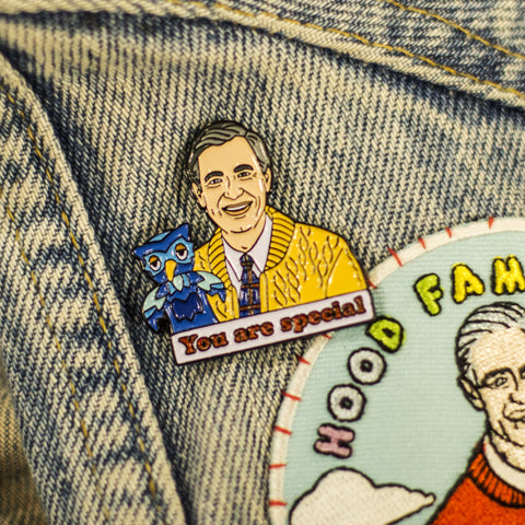 You Are Special Mr. Rogers Pin