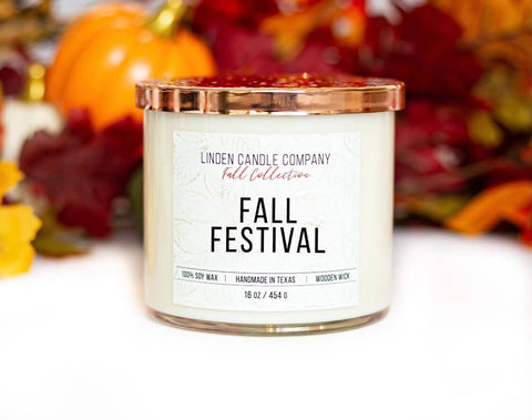 LINDEN SEASONAL CANDLES