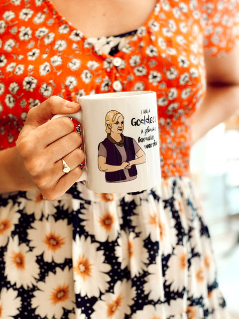 CITIZEN RUTH - PAWNEE GODDESS MUG