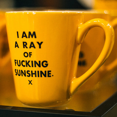 Ray Of Fucking Sunshine Mug