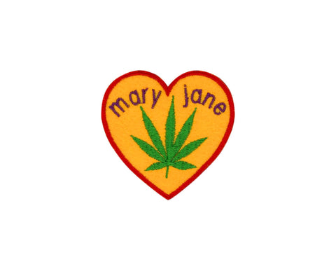 MARY JANE PATCH