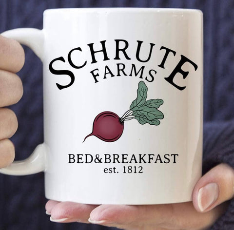 SCHRUTE FARMS MUG