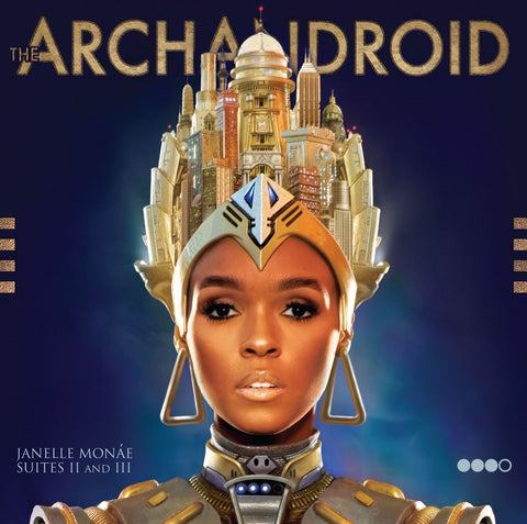 MONAE, JANELLE - THE ARCHANDROID