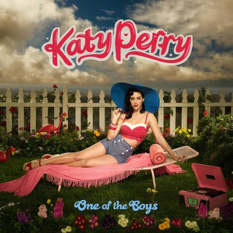 PERRY, KATY - ONE OF THE BOYS