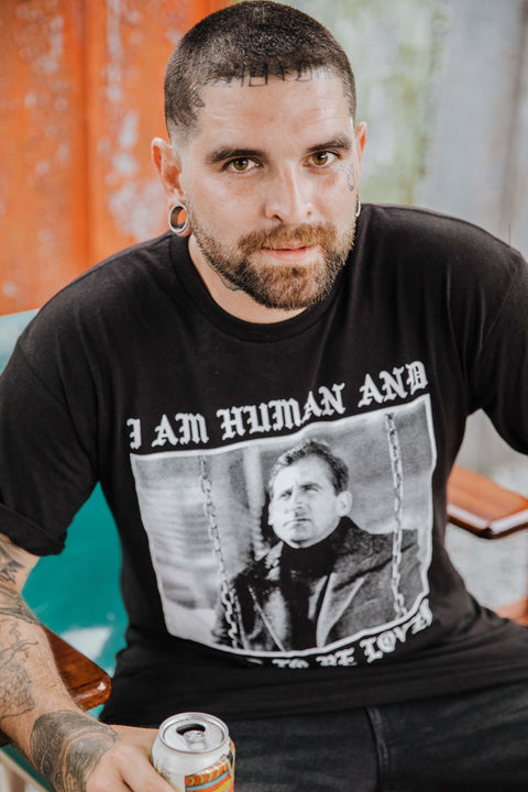 MICHAEL SCOTT X THE SMITHS TEE