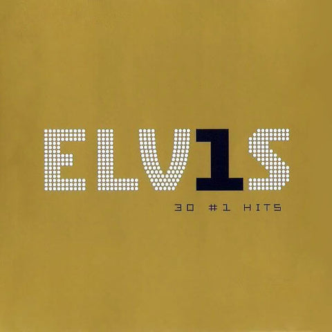 PRESLEY, ELVIS - 30 NUMBER ONE HITS