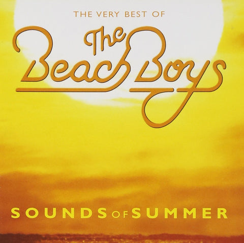 BEACH BOYS, THE - SOUNDS OF SUMMER