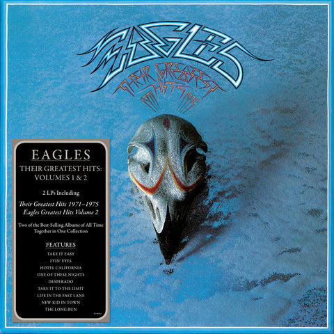 EAGLES – GREATEST HITS VOLUMES 1 + 2