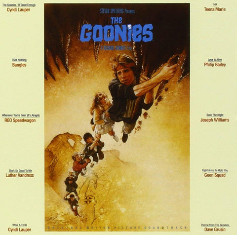 THE GOONIES - SOUNDTRACK