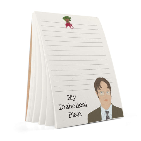 THE OFFICE NOTEPAD