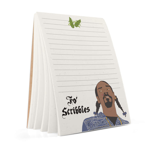 SNOOP NOTEPAD