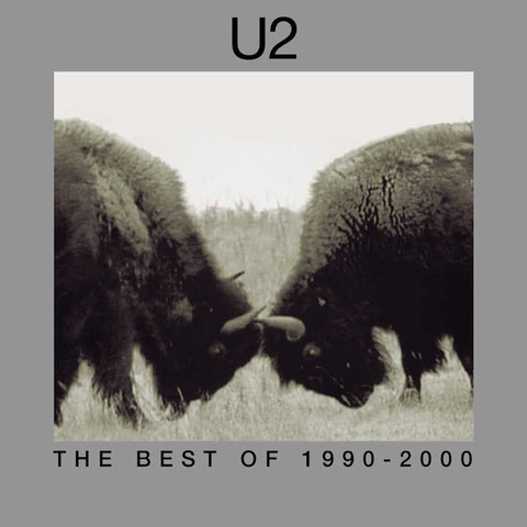 U2 - THE BEST OF 1990 TO 2000