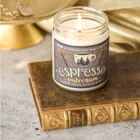 HARRY POTTER ESPRESSO CANDLE
