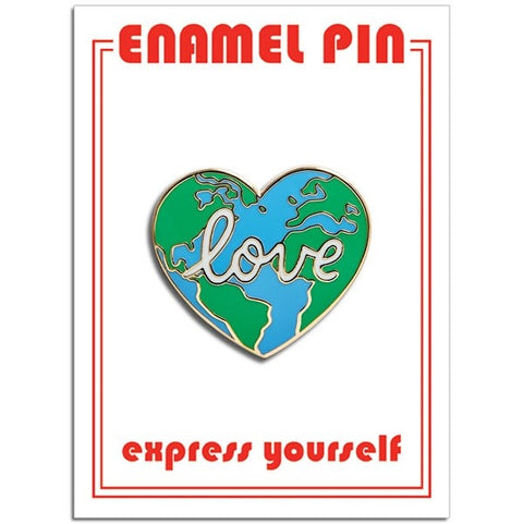 LOVE EARTH PIN